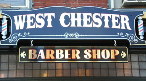 West Chester men's haircuts